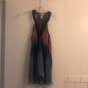 Catherine Malandrino silk top
